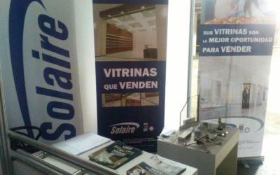 Solaire participó en la Feria de Proveedores organizada por Roble en Metrocentro Santa Ana