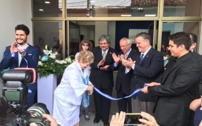 Solaire presente en la inauguración de TORRE MEDICA CADER