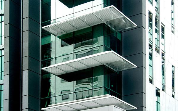 Louvers Arquitectónicos Solaire